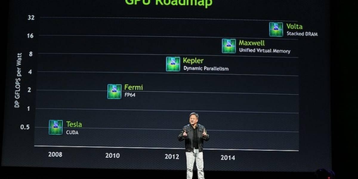 GTC 2013: NVIDIA presenta Logan y Parker, sus chips Tegra de siguiente generación
