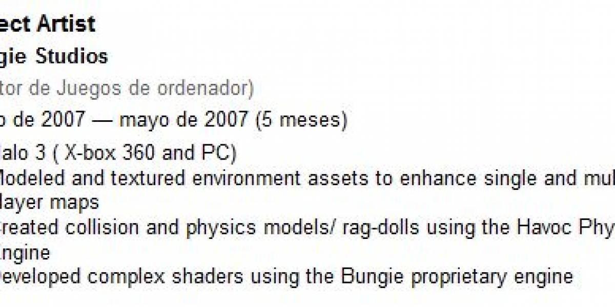 Érase una vez: Halo 3 para PC