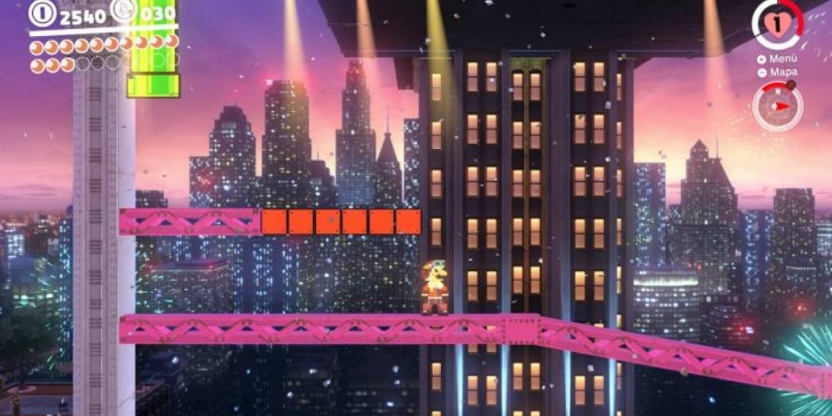 Super Mario Odyssey [NB Labs]