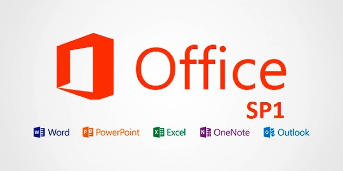 Microsoft lanza Office 2013 Service Pack 1