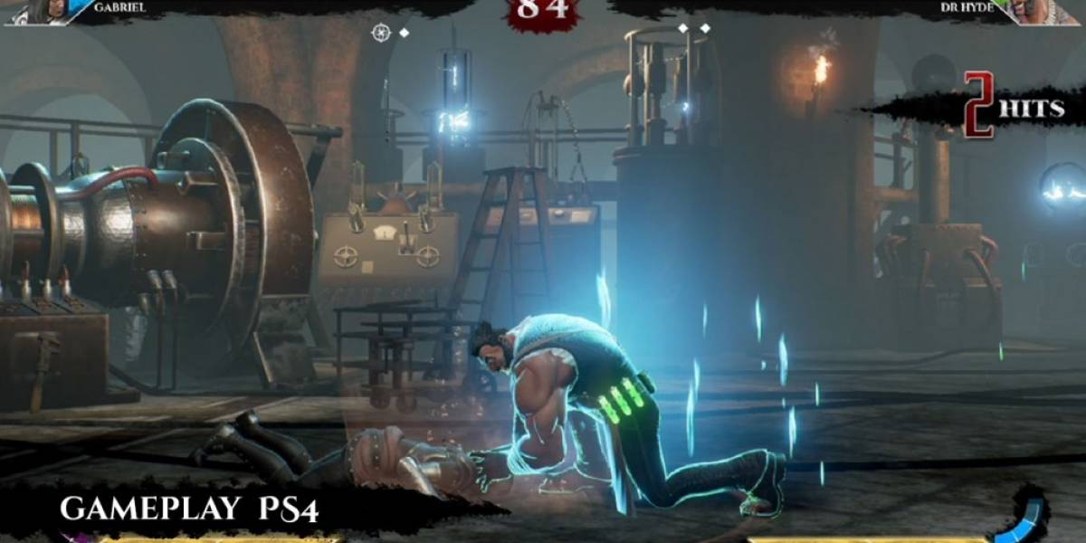 Omen of Sorrow: El juego de peleas hecho en Chile se muestra a 4K y 60 fps