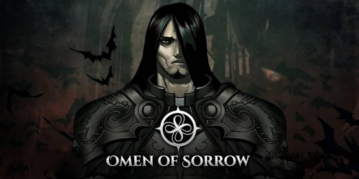 Omen of Sorrow recibe el reconocimiento de Epic Games