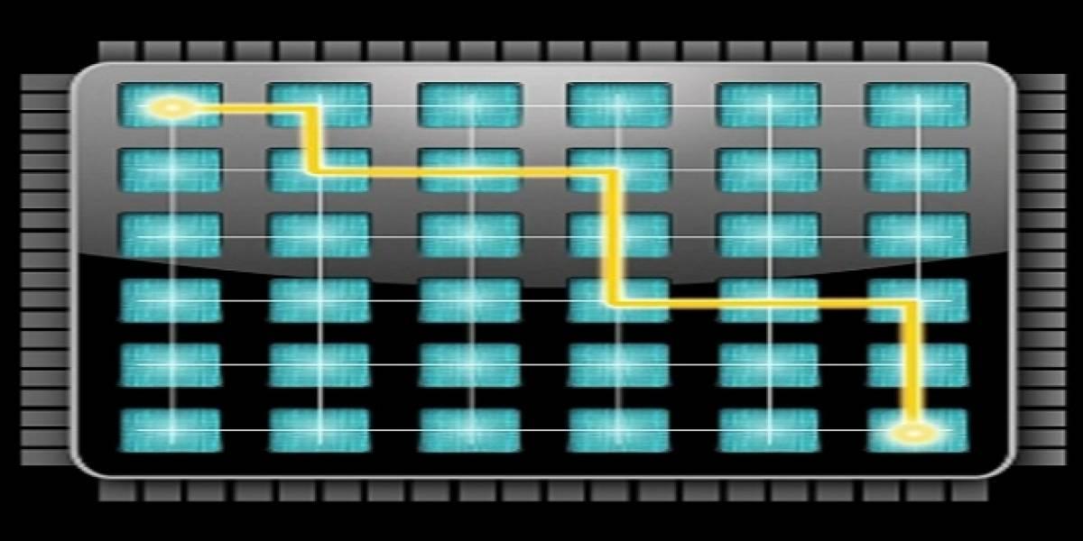 Cuellos de botella en CPUs multi-núcleo serían resueltos con redes tipo internet