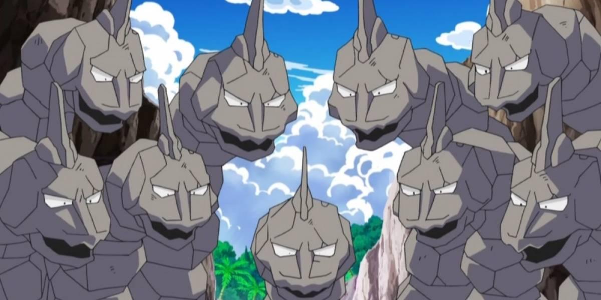 El próximo evento de Pokémon Go estará enfocado en los pokémon de tipo roca