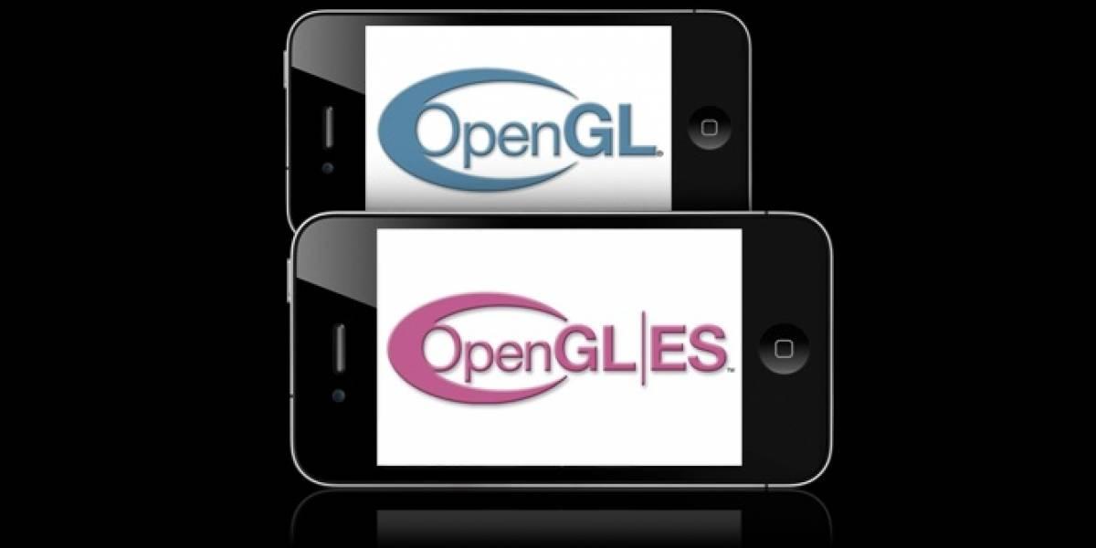 Khronos Group anuncia su API gráfico estándar OpenGL ES 3.1
