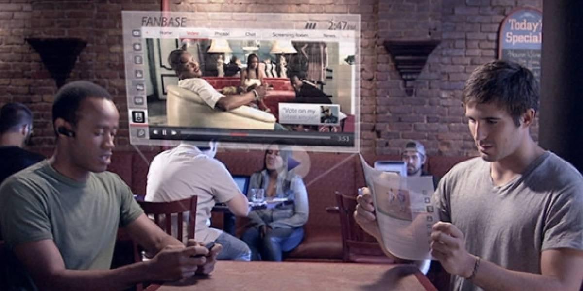 Video: Adobe Flash Player corriendo en una Palm Prē