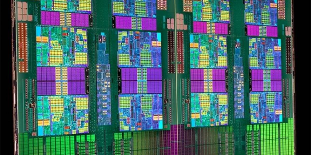 "CPUs AMD Opteron ""Warsaw"" avistados"