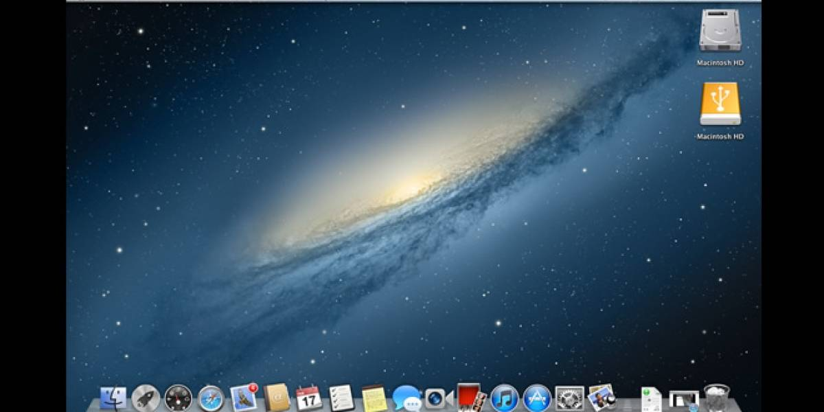 Apple estrena el Developer Preview 2 de OS X Mountain Lion