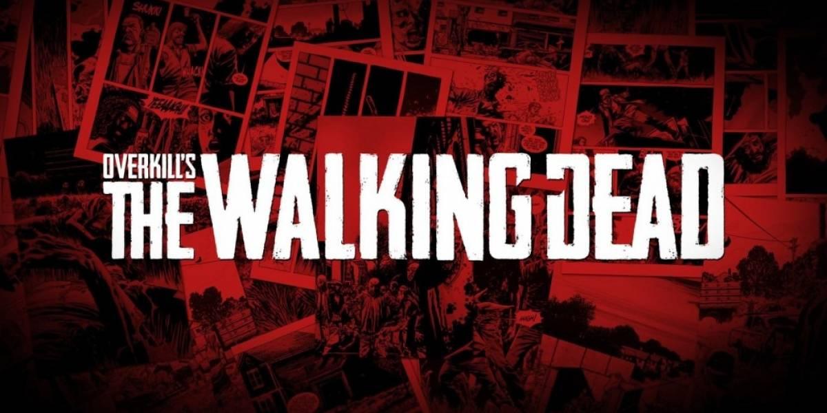 The Walking Dead de Overkill se retrasa a la segunda mitad de 2018