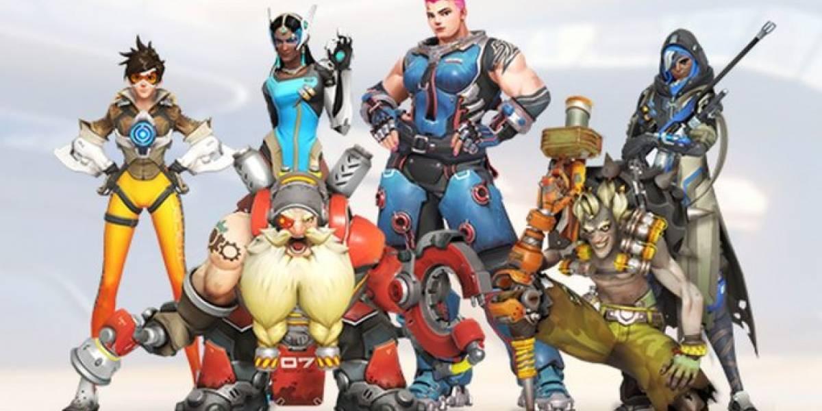 Recordatorio: Overwatch se puede jugar gratis en PC, PS4 y Xbox One