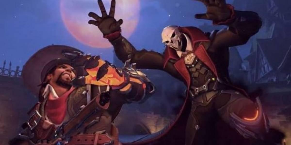 La próxima semana arrancará el evento de Halloween en Overwatch
