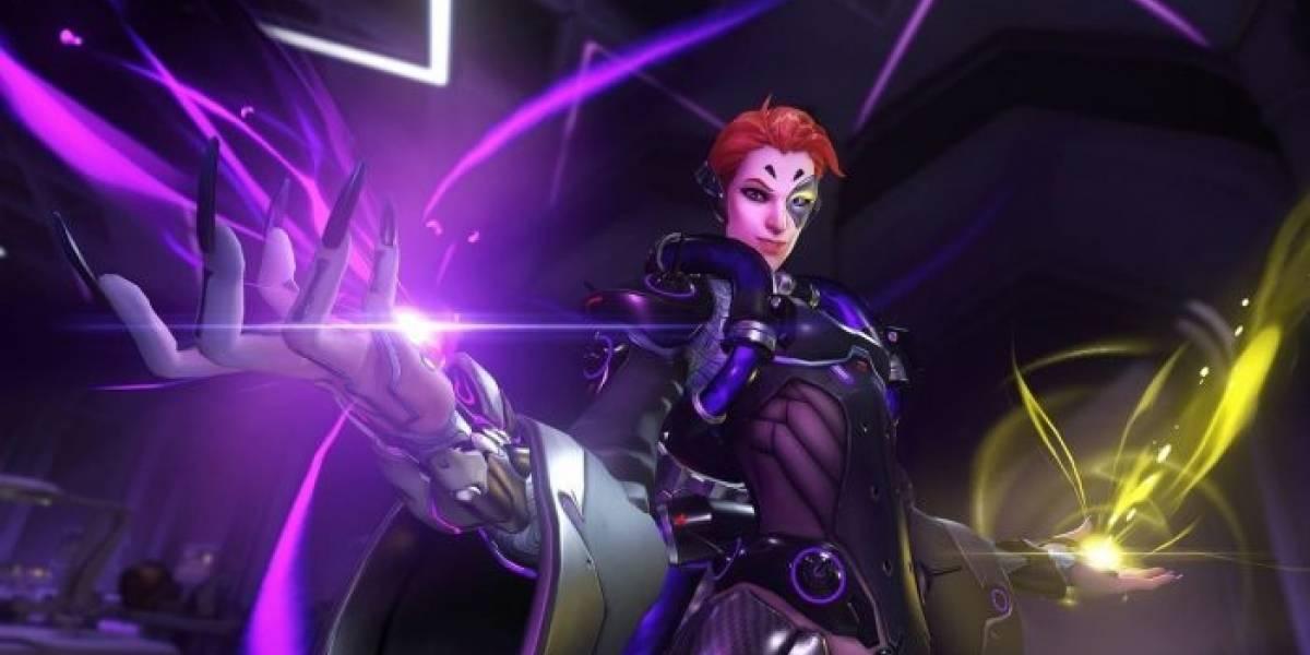 Overwatch se actualizará con soporte para Xbox One X