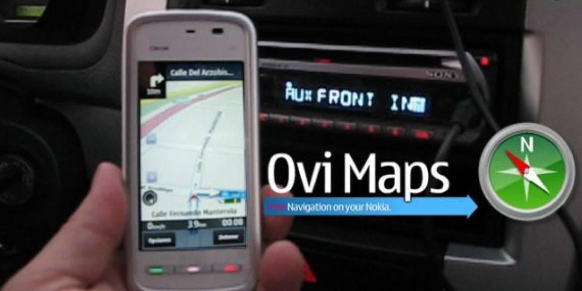 Probando OVI Maps [W Labs]