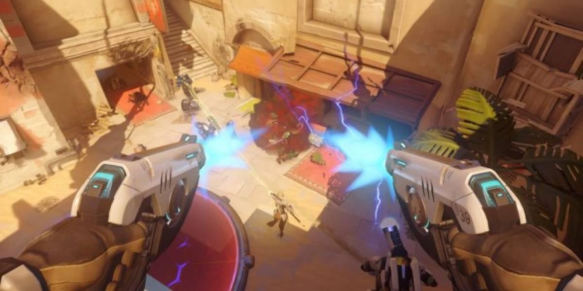 Parece que Blizzard está trabajando en un nuevo juego de disparos