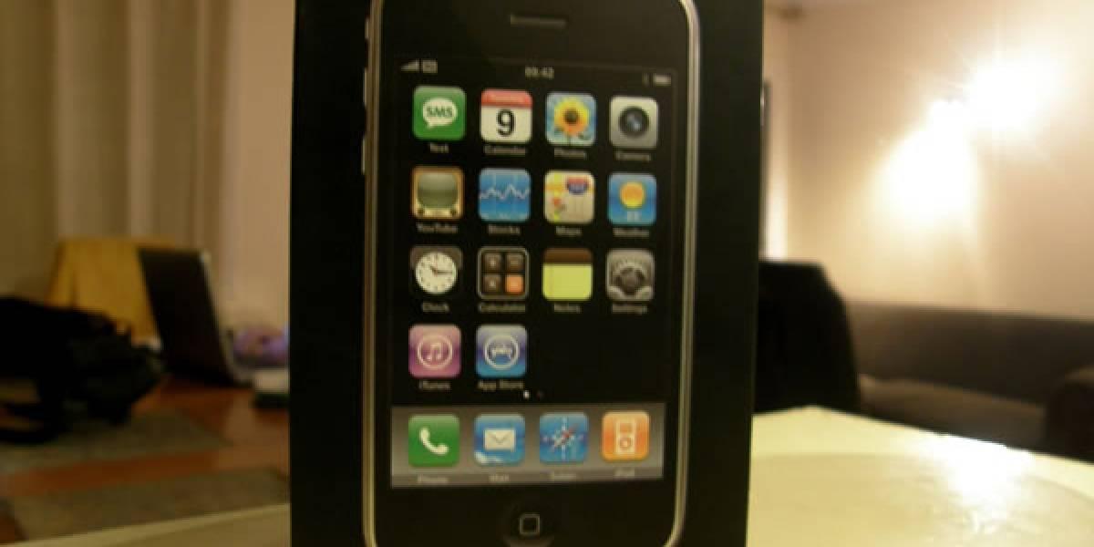 iPhone 3G: Desempaque y pruebas en Chile