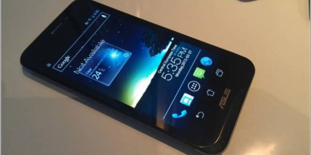 Detalles del smartphone convertible 3-en-1 Asus Padfone