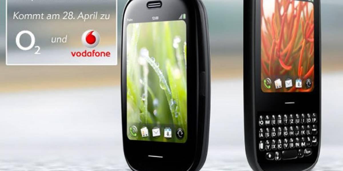 Palm Pre Plus y Pixi Plus llegarán el 28 de abril a Alemania