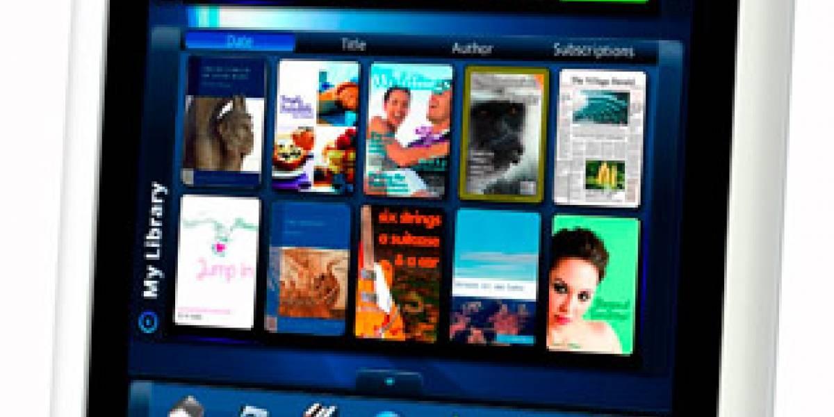 Novel eReader es retirado del mercado por problemas de firmware