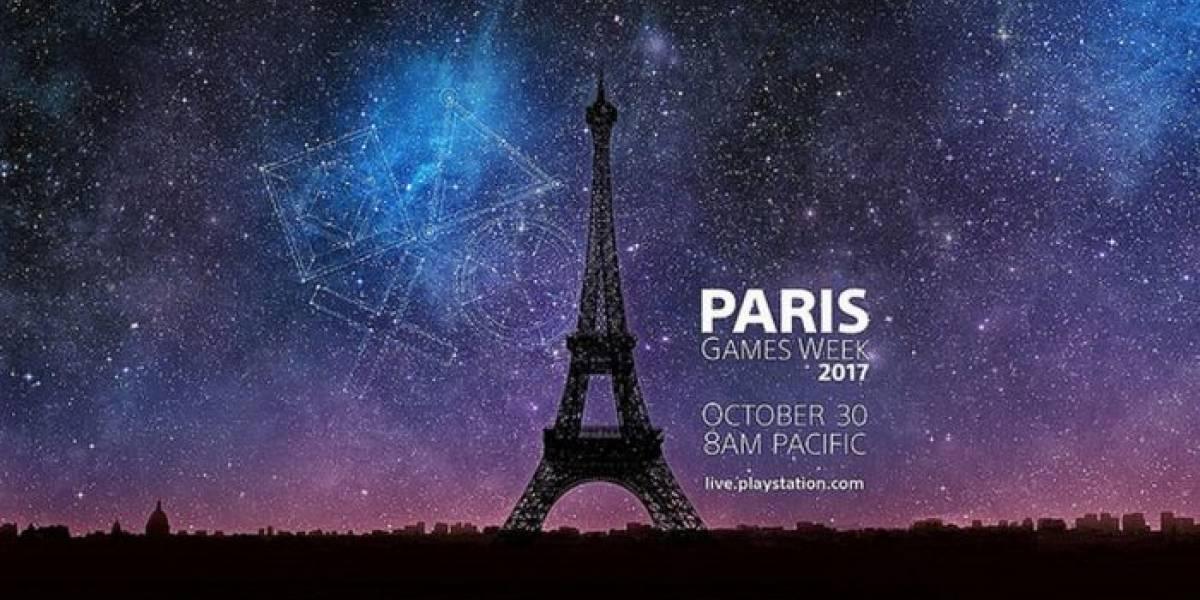 Sony revela más detalles de su presentación en Paris Games Week 2017