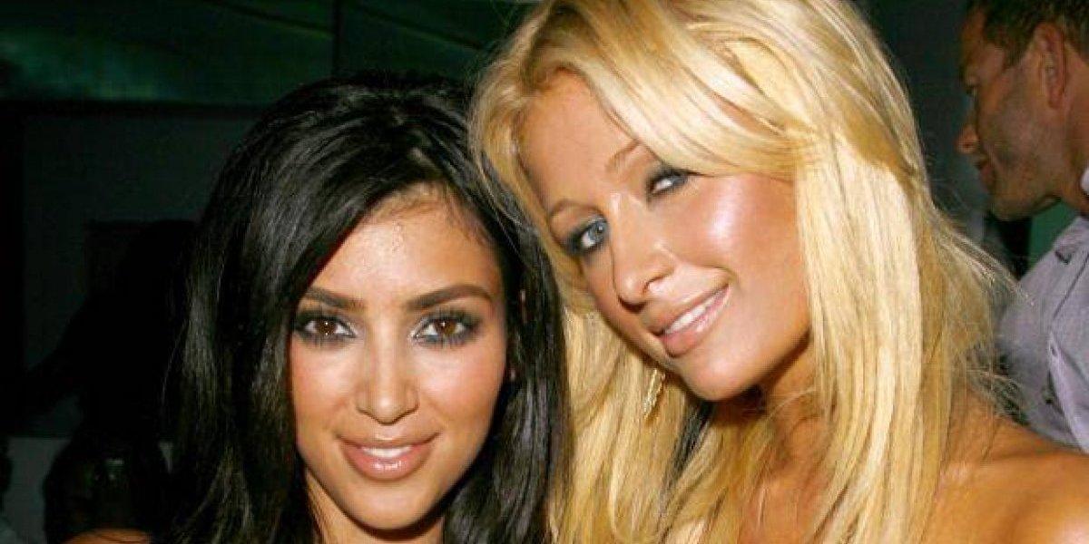 """Paris Hilton se convierte en """"esposa"""" de Kanye West"""