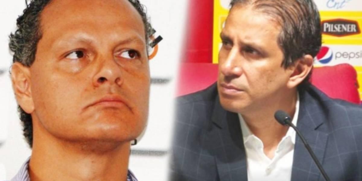 José Cevallos le dedicó unas palabras a Esteban Paz