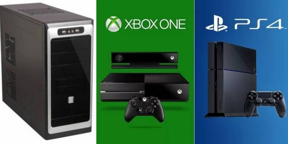 Probando las PC Gamer con características similares a PlayStation 4 y XBox One