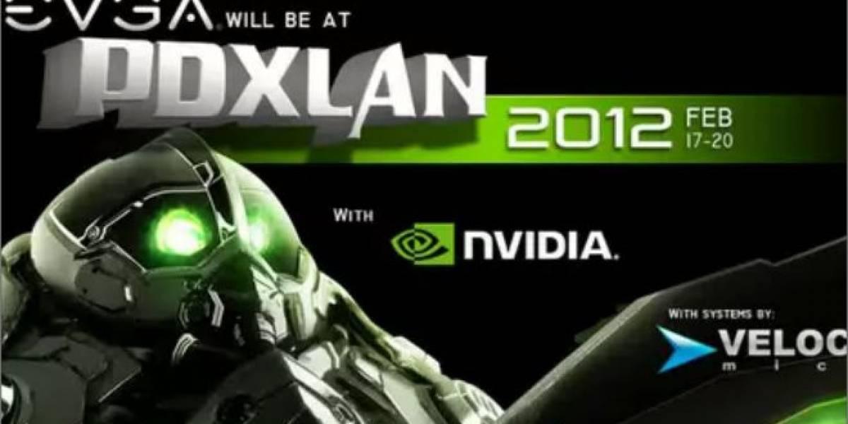 ¿Nvidia podría mostrar a Kepler en el evento PDXLAN?