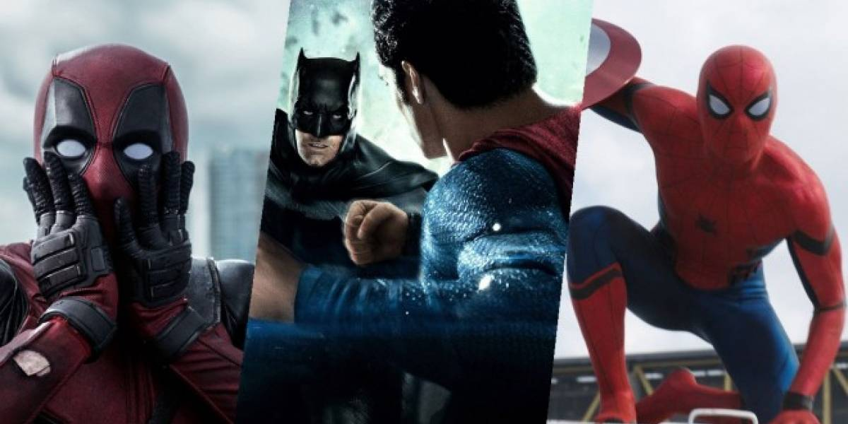 Estas fueron las películas más pirateadas en 2016