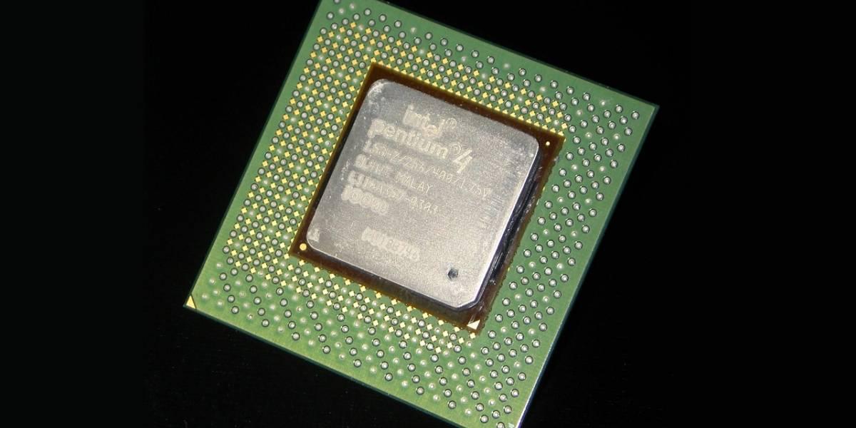 Usuarios demandan a Intel por manipular benchmarks para sus viejos CPUs Pentium 4