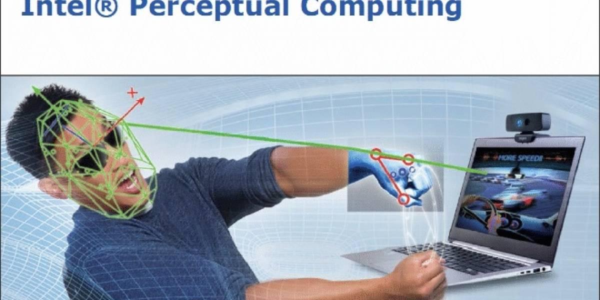 Intel alista el pronto debut de Perceptual Computing