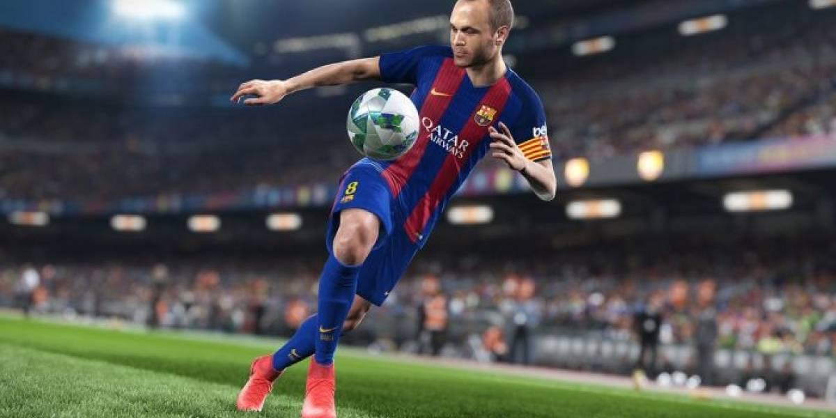 Esto necesita tu PC para correr Pro Evolution Soccer 2018