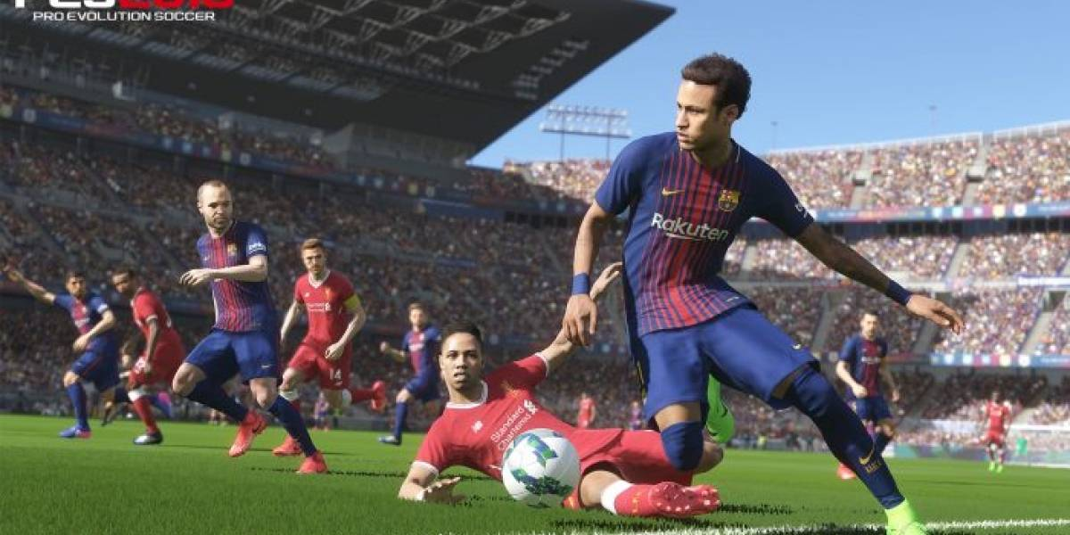 PES 2018 no se lanzará en Nintendo Switch