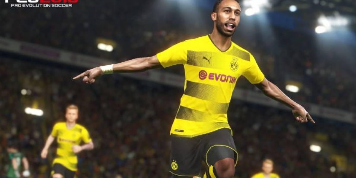 Ya pueden jugar la Beta Online de Pro Evolution Soccer 2018