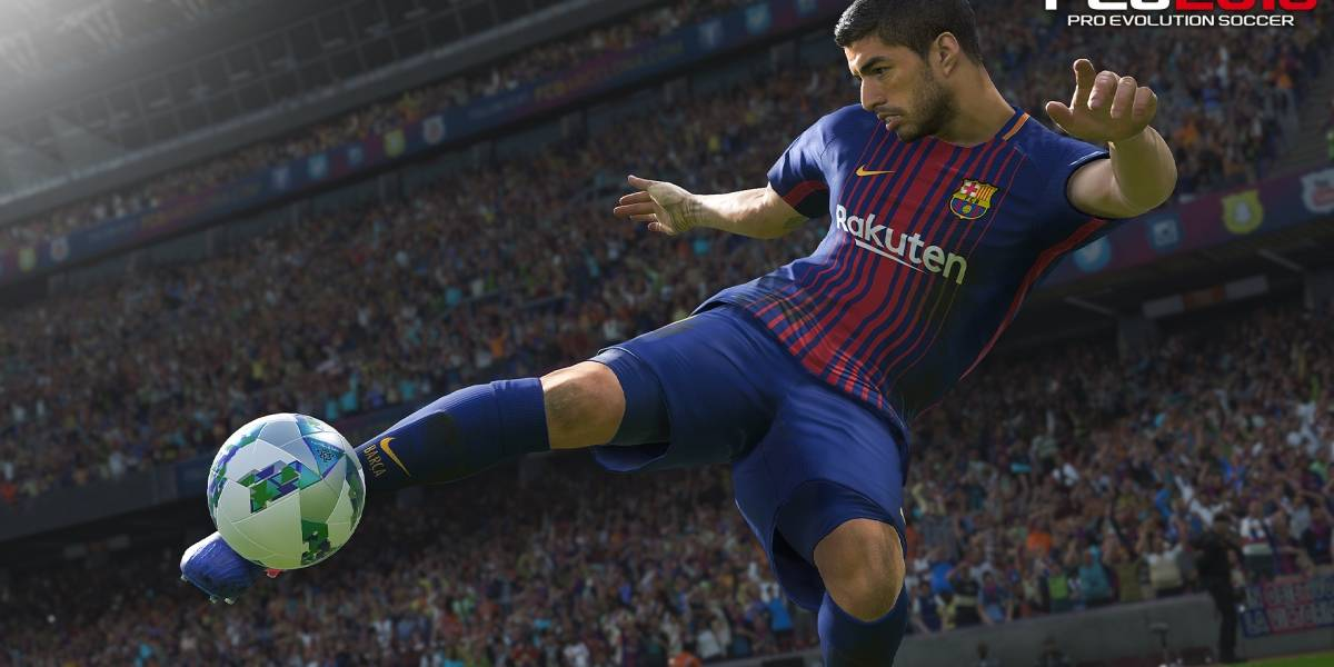 La demo de PES 2018 se lanzará la próxima semana #gamescom2017