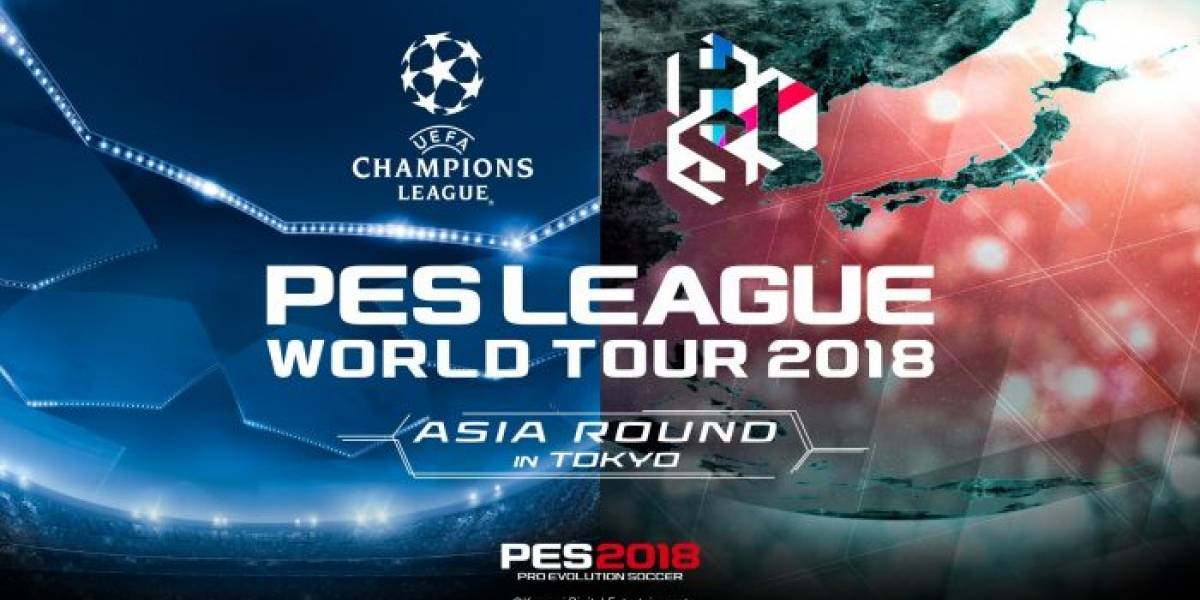 Arranca el torneo PES League World Tour 2018