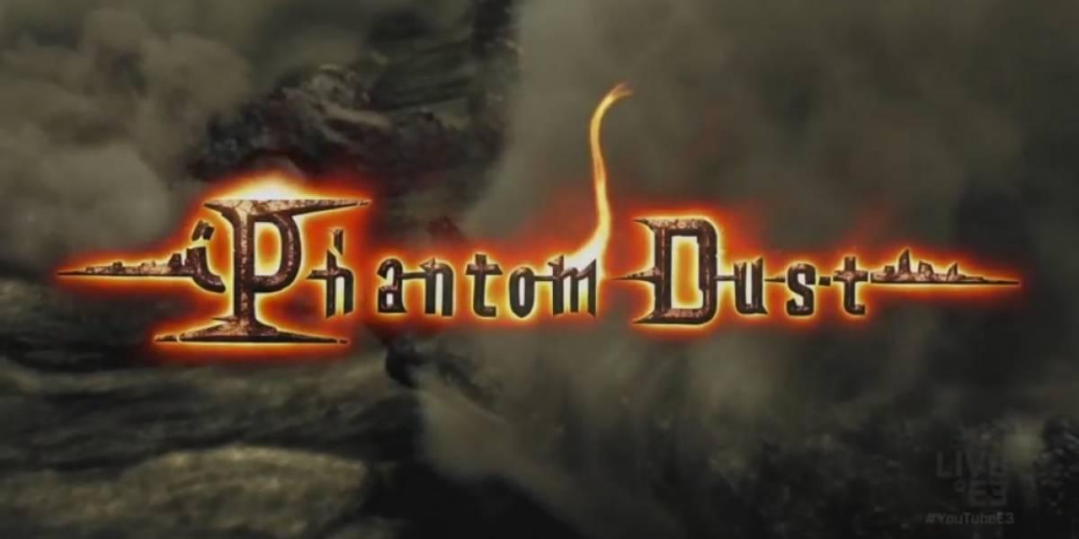 Vean 19 minutos de la remasterización de Phantom Dust