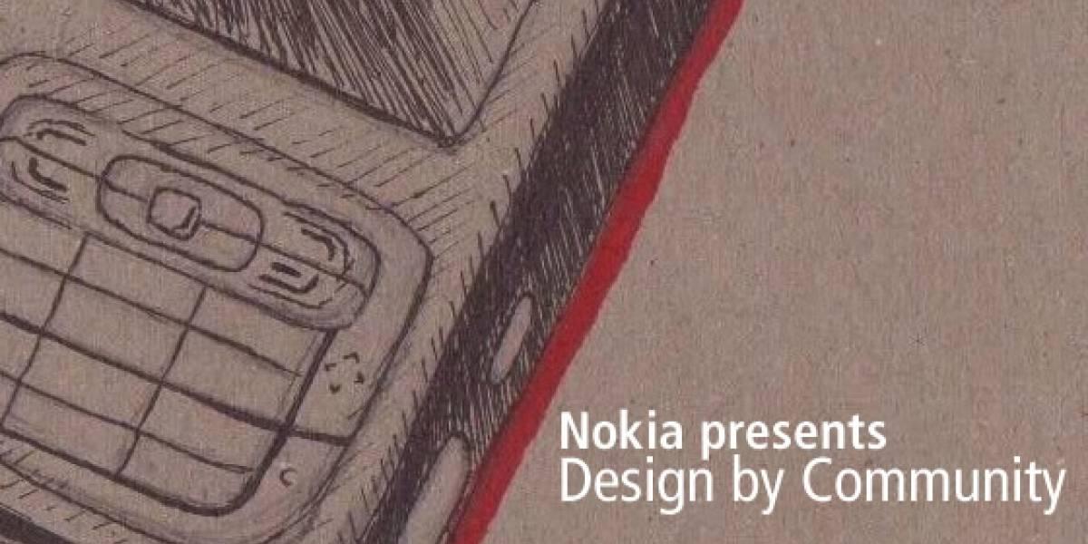 Ayuda a Nokia a armar un teléfono móvil