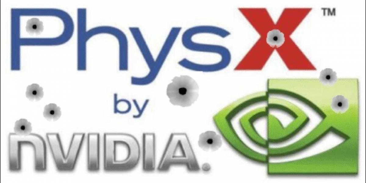 NVIDIA PhysX continuará estando presente en la consola PlayStation 4