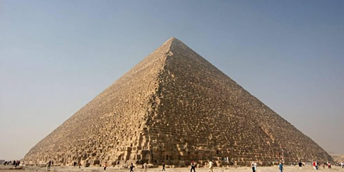 Descubren nueva cavidad secreta en la Gran Pirámide de Guiza