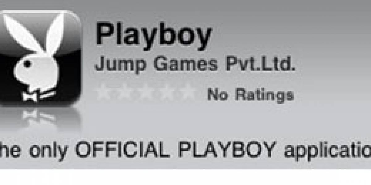 Lanzada la aplicación de Playboy para el iPhone