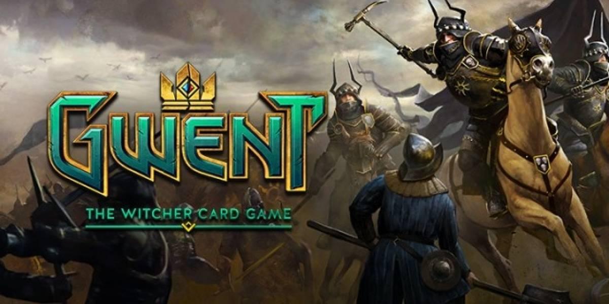 Vean el tráiler cinemático de Gwent, el juego de cartas de The Witcher