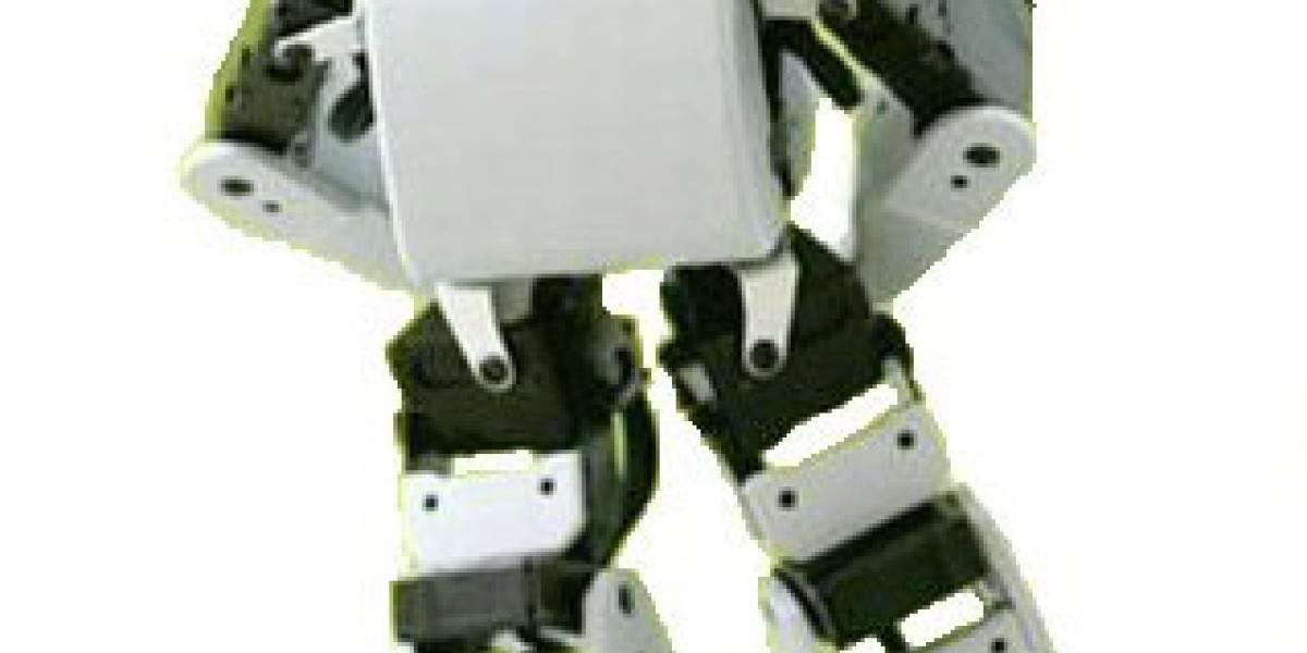Plen: El robot que se puede controlar con Android
