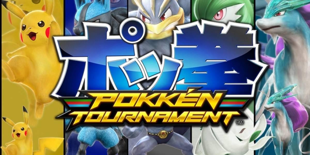 Anuncian Pokkén Tournament Deluxe para Nintendo Switch