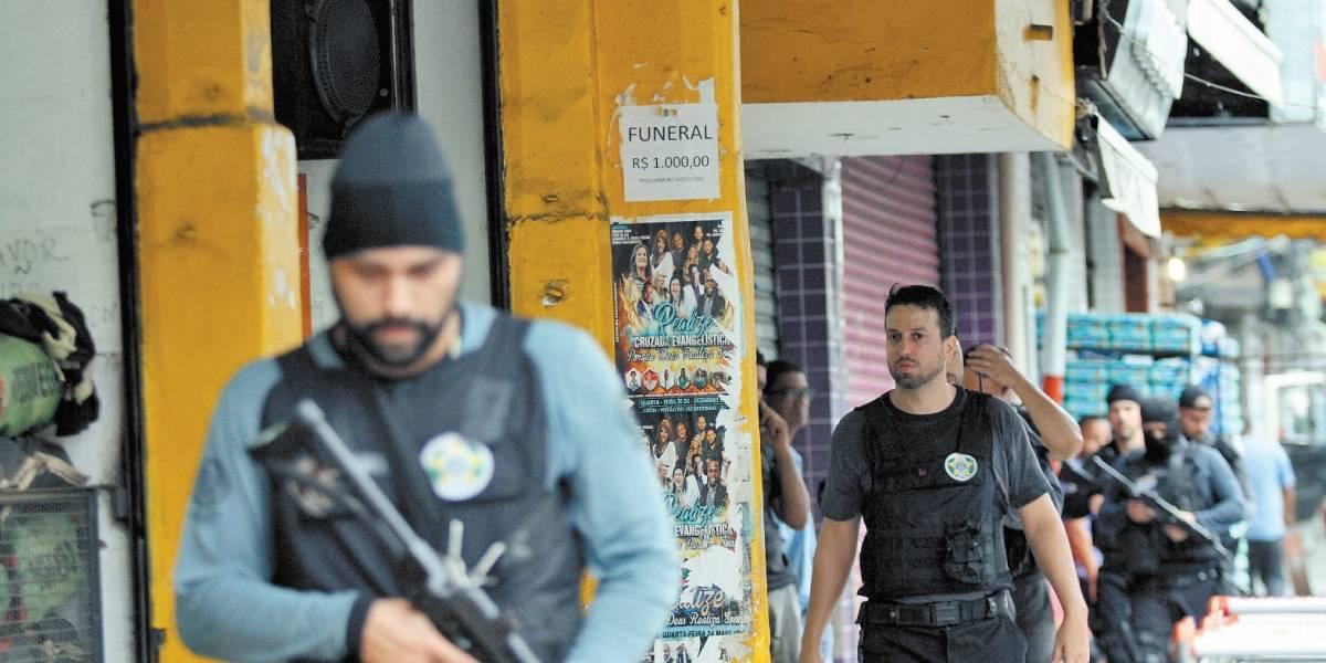 Rio chega à marca de 380 tiroteios só neste ano