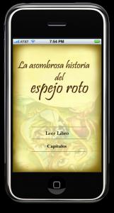 Se publica el primer libro chileno para iPhone en la AppStore