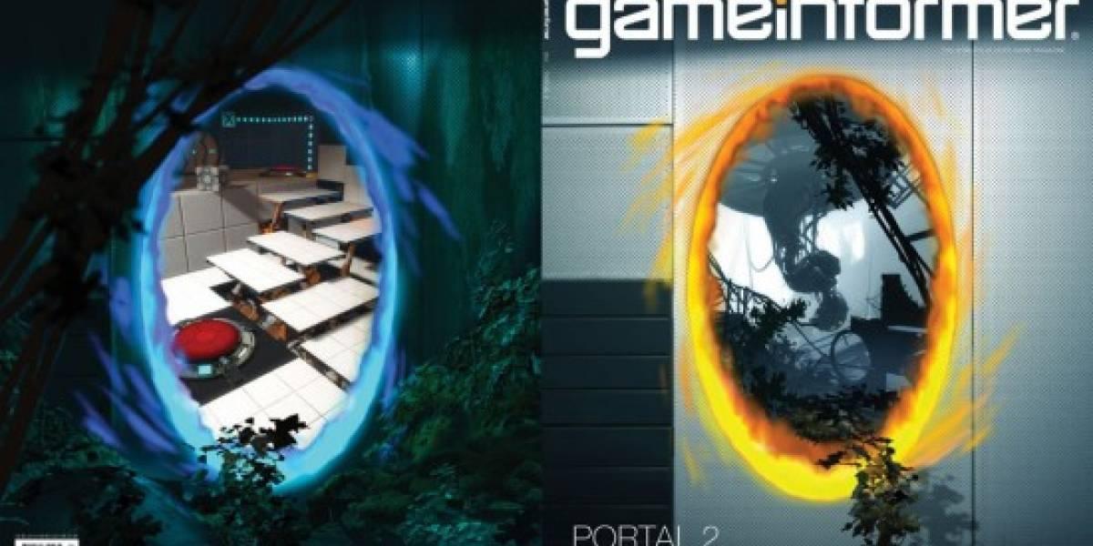 Portal 2 tendrá modo cooperativo