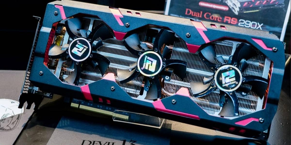 PowerColor muestra su tarjeta gráfica Dual Core Radeon R9 290X Devil 13