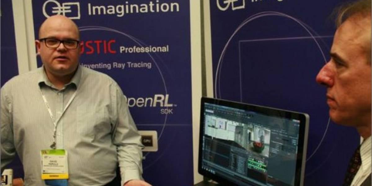 Imagination Technologies PowerVR RTX: Rival para Quadro y FirePro