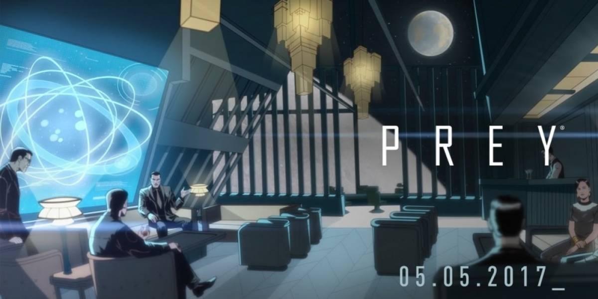 Nuevo video de Prey nos da una visita guiada a la Talos I