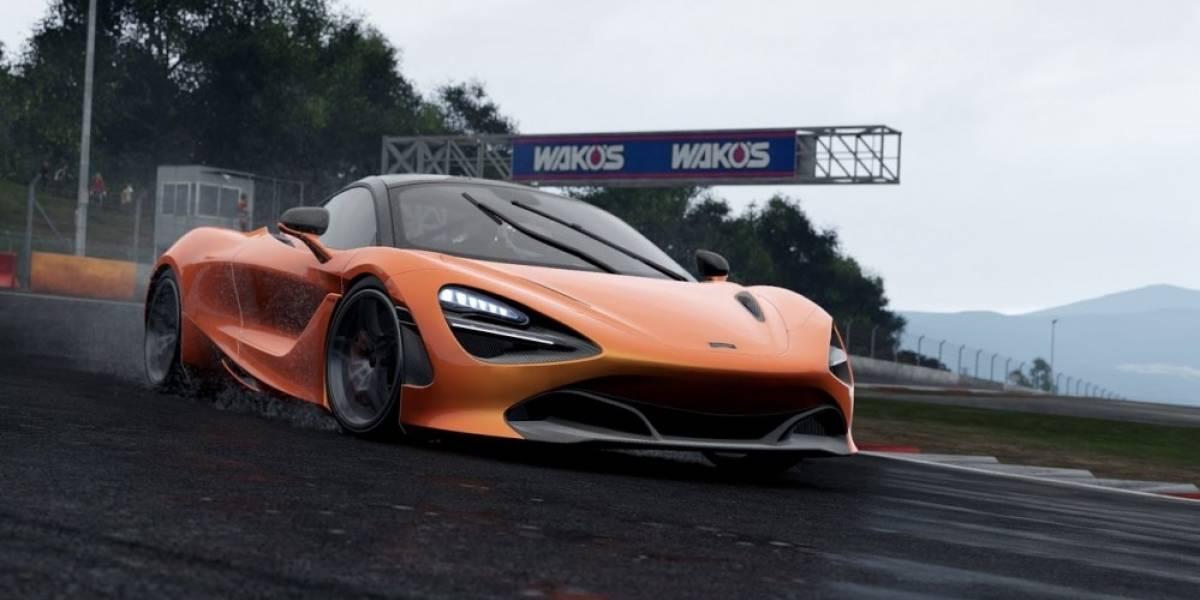 Se viene Project Cars 2 en septiembre